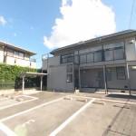 PAL長嶺外観 賃貸アパート 熊本市東区長嶺東