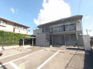 PAL長嶺外観/熊本市東区長嶺東3丁目/2DK/賃貸アパート