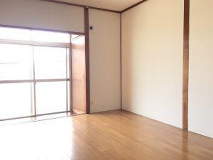 中山アパートⅡ6号洋室