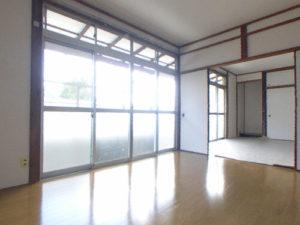 永野貸家11号南側洋室