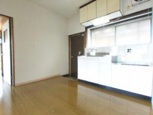 永野貸家11号台所