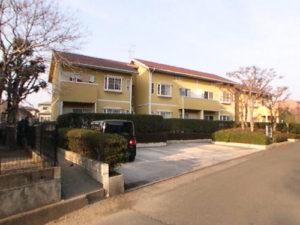 パークハイム南201号室/角部屋/3DK/賃貸アパート/長嶺東