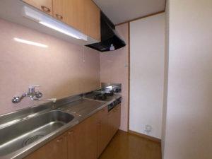 グレイスコート七番館105 Kitchen
