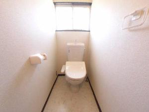 永野貸家8号 トイレ