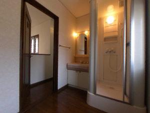 2階シャワー室